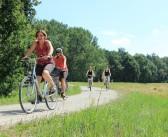 Fahrradtour und Konzerte für Spätaufsteher