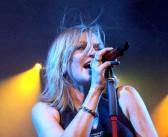 Energiefrau auf der Bühne  – Silly mit Anna Loos in Cottbus