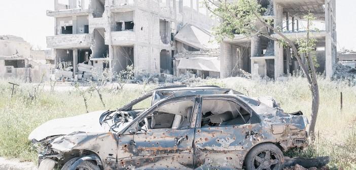 Kobane Robin Hinsch