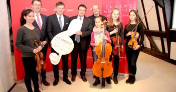 Jugend musiziert in Cottbus. Foto: pr/SPK