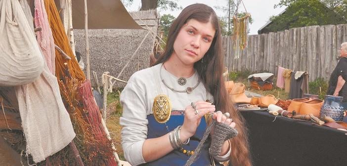 Fest des slawischen Mittelalters in Dissen