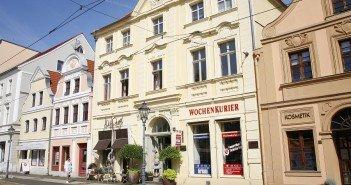 Wo hermann und Wochenkurier in Cottbus ihre Büros haben, wurde Johannes geboren.