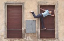 Tanz hinter den Fassaden