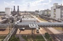 Werksansicht BASF Schwarzheide GmbH