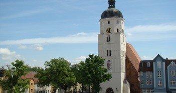 Paul-Gerhardt-Kirche Lübben