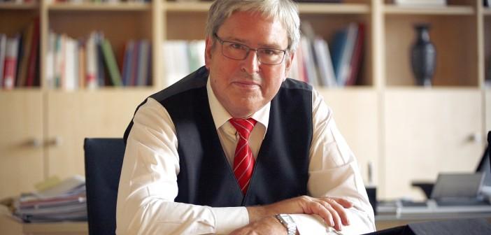 BTU-Präsident Prof. Dr. Jörg Steinbach