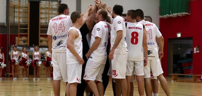 Basketball White Devils Cottbus