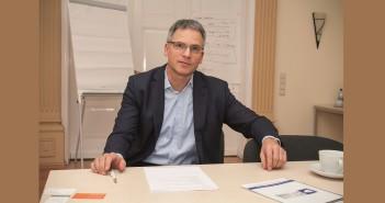 """Dr. Hans Rüdiger Lange: """"Wir waren sofort da. Klein, flexibel und in der Lage zu arbeiten."""""""