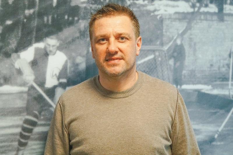 """Dirk Rohrbach: """"Man darf natürlich nicht mehr der Kumpeltyp von früher sein."""" Foto: GZ"""
