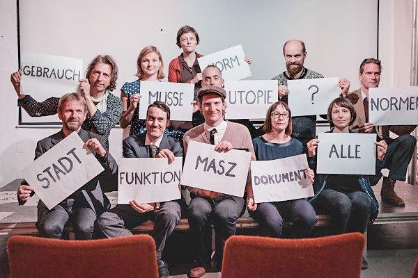 BU: Das Projektteam beim Kick-off im Oktober 2018 Fotos: Christine Schulz
