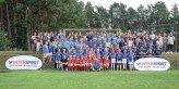 Viktorias Fußballerfamilie vor der Saison 2019/20. Foto: Verein