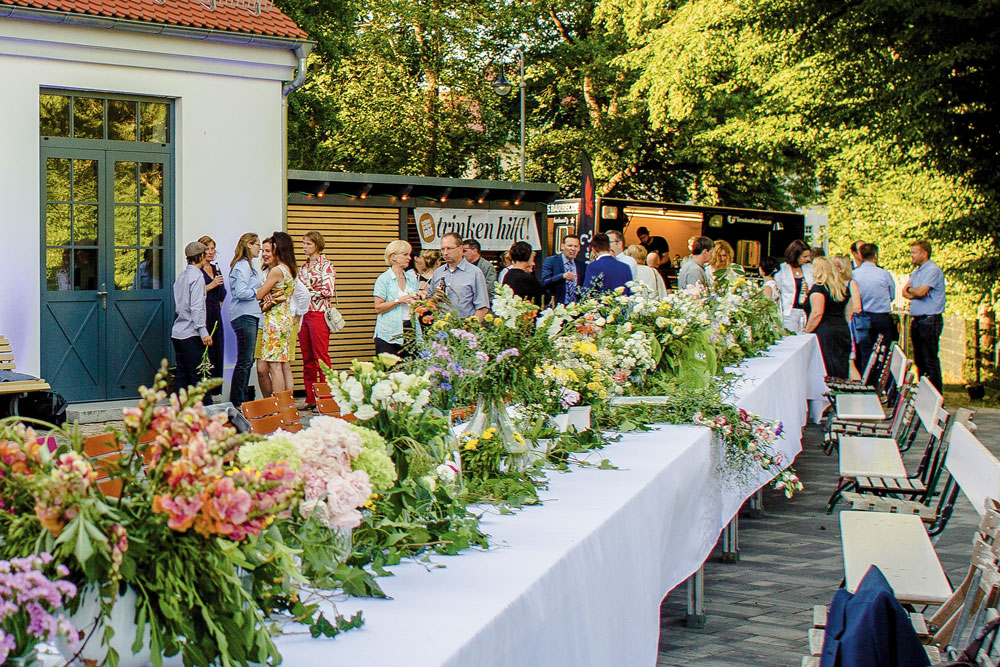 20 Jahre pool production Sommer 2018 am E-Werk  Foto: Clemens Schiesko