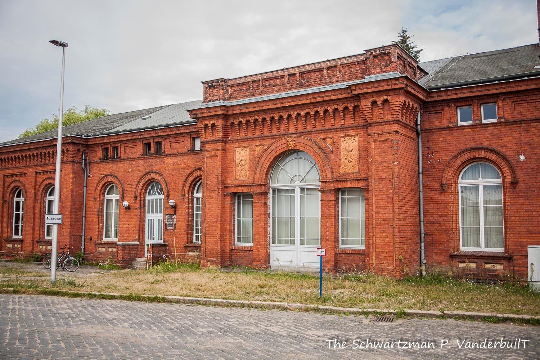 Großenhainer Bahnhof