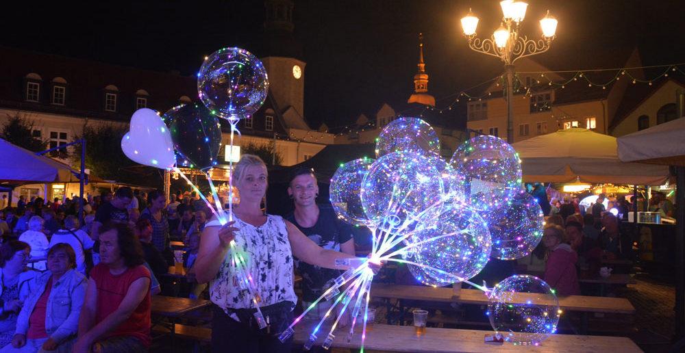 Fotos: Ballons. Foto: Detlef Bogott