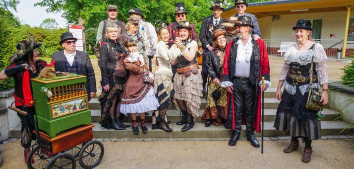 Steamrose – ein Zeitreise-Festival in Forst