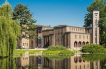 Die Spur in der Hand führt ins Brandenburgische Landesmuseum für moderne Kunst. Foto: BLmK