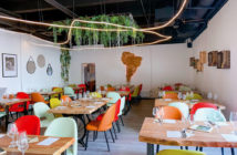 Das Restaurant Bellessa Fotos: Luisa Wieczorke