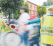 Tagtäglich sind Schülerlotsen in Cottbus im Einsatz – aktuell sind es 86. Foto: Jan Hornhauer