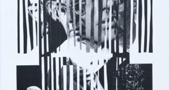 Ingo Arnold, o. T. (Porträt Johannes R. Becher), 1990 ©Künstler.