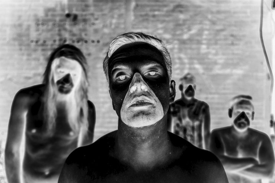 VERDERVER feiern die Record-Release-Party ihres Debut-Albums auf dem Fusion-Fest im Gladhouse