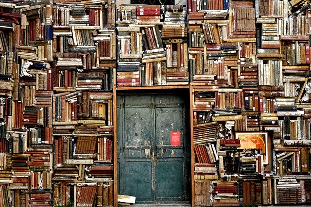 Wohin mit all den Büchern?