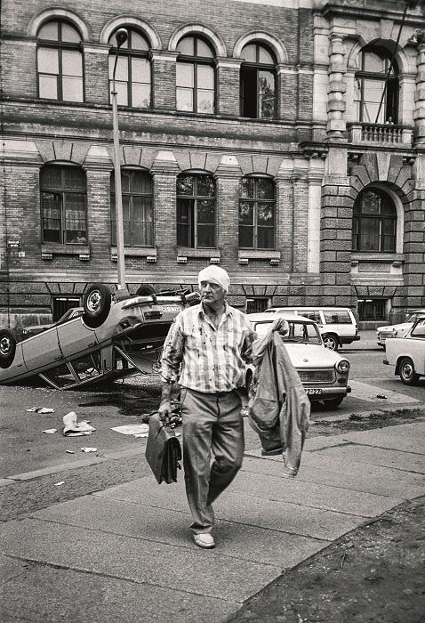 Leipzig, Mai 1990, Gerhard Gäbler