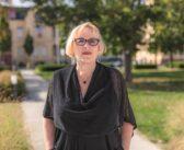 Spot on: Gertruda Maltschew