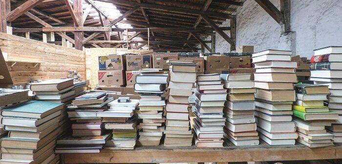Bücherwürmer gesucht