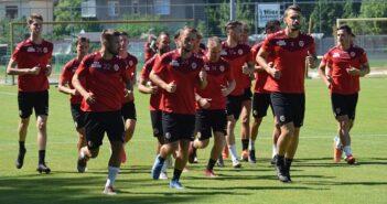 Erneut ein Neuanfang beim FC Energie Cottbus